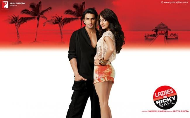 Anushka Sharma, Ranveer Singh, Parineeti Chopra, Dipannita Sharma in Ladies v/s Ricky Bahl