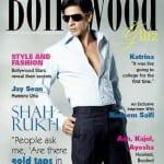 Shah Rukh Khan on Bollywood Glitz Magazine