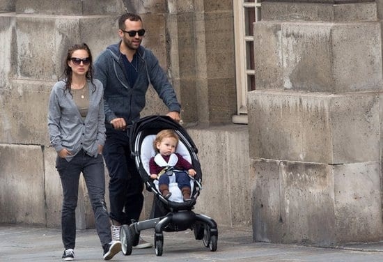 Benjamin+Millepied+Natalie+Portman+Family+lehBzZizqEul