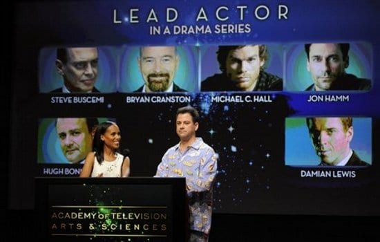 emmy nominations t588