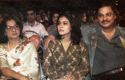 The Mukherjees: Rani Mukherjee, Kajol, Tanuja, Tanisha ...
