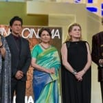 Amitabh Bachchan, Catherine Deneuve, Shah Rukh Khan, Tabu & Sharmila Tagore at the Marrakech Film Festival