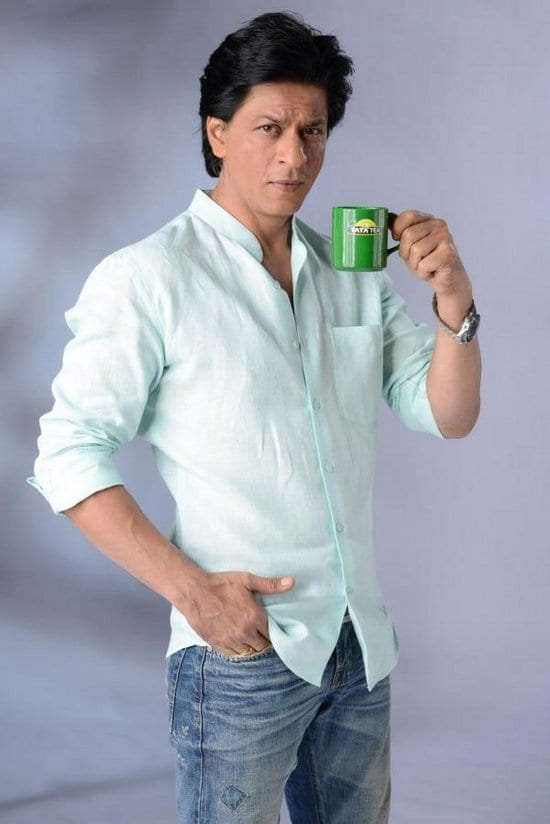 I don 39 t drink fight womanise i am no by shahrukh khan for Shahrukh khan t shirt brand