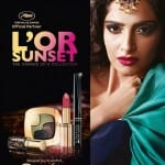 Sonam Kapoor in a LOreal L'Or Sunset Cannes 2013 Collection Photoshoot