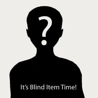 Blind Item - Bollywood - June 2013