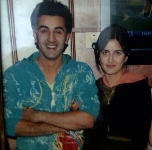 Katrina Kaif and Ranbir Kapoor Without MakeUp