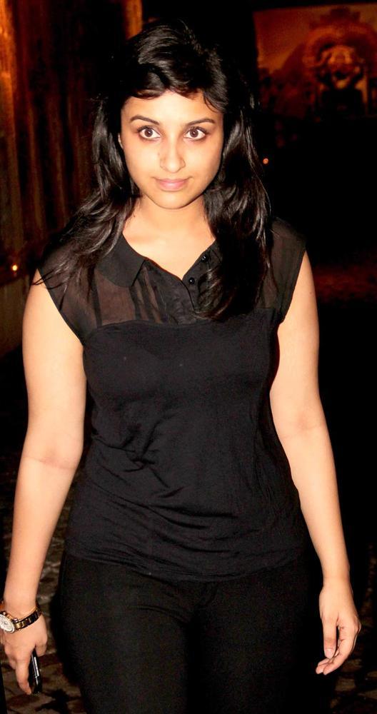 Parineeti Chopra at Arjun Kapoor's Birthday Party