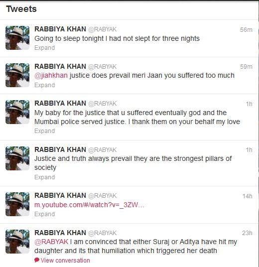 Rabia Khan Releases Jiah Khan's Suicide Letter to Sooraj Pancholi