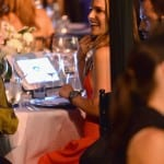Reese Witherspoon, Natalie Portman and Benjamin Millepied at the 2013 Los Angeles Dance Project Benefit