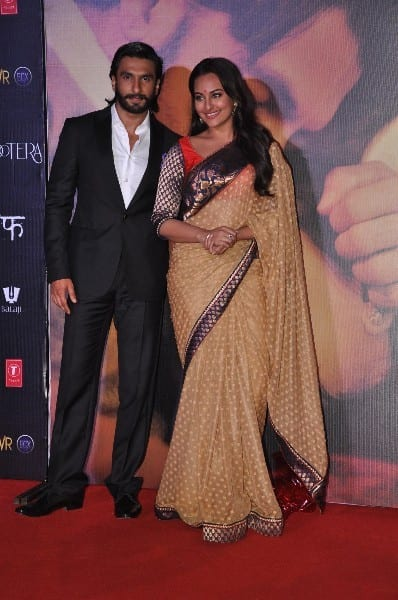 Sonakshi Sinha and Ranveer Singh Launch the Music of Lootera