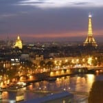 Amazing: The City of Paris in France at Night