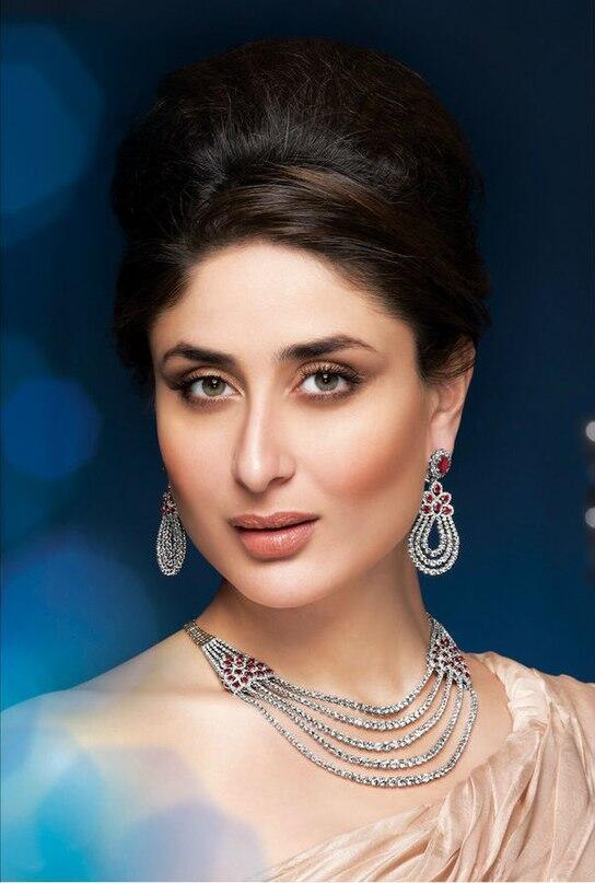Kareena Kapoor in an Ad for Malabar Jewellery