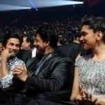 Arjun Kapoor, Abhishek Bachchan, Shahid Kapoor, Shah Rukh Khan, Deepika Padukone, Sridevi, Prabhu Deva, Sushant Singh Rajput, Parineeti Chopra, Ayushmann Khurrana, Madhuri Dixit and Anushka Sharma at IIFA Awards 2013