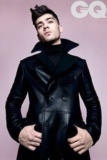 Harry Styles, Zayn Malik, Louis Tomlinson, Liam Payne and Niall Horan on GQ Magazine