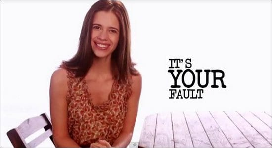 Kalki Koechlin in a Satirical Video about Rape Victims It's Your Fault