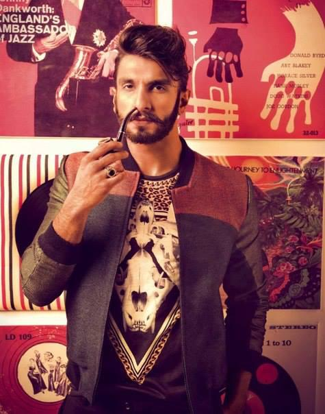 Ranveer Singh in GQ Magazine
