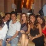 Priyanka Chopra, Shah Rukh Khan, Gauri Khan, Sussanne Khan Roshan, Arjun Rampal and Mehr Jessia Spotted in an Old Pic