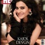 Kajol on the cover of Hello! Magazine