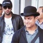 Priyanka Chopra, AR Rahman, Aamir Khan, Ranbir Kapoor, Karishma Kapoor and Rani Mukherjee at Nita Ambani's Birthday Party