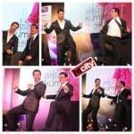 Akshay Kumar and John Abraham at the HT Mumbai Most Stylish Awards
