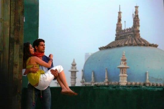 Shraddha Kapoor and Sidharth Malhotra in Ek Villain