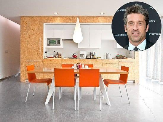 The Kitchen of Patrick Dempsey