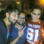 Shahid Kapoor and Kangana Ranaut Spotted Together at a Party