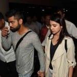 Anushka Sharma and Virat Kohli returns to Mumbai from Sydney