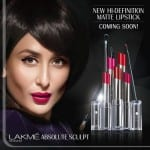 Kareena Kapoor in the New Lakme Absolute Sculpt Ad