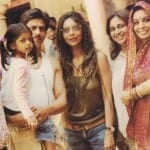 Shah Rukh Khan, Suhana Khan, Gauri Khan and Rani Mukherjee Spotted on the Sets of Paheli