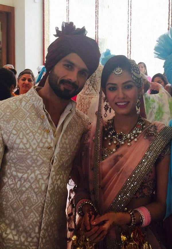 Introducing Shahid Kapoor and Mira Rajput Kapoor