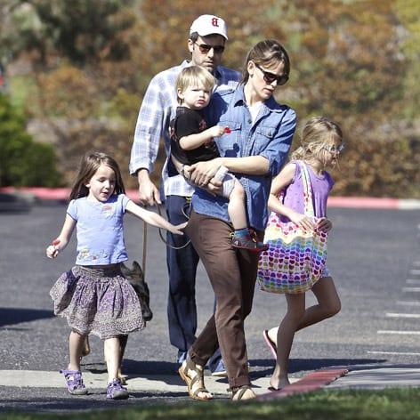 Jennifer Garner and Ben Affleck Getting Divorced