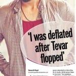 Arjun Kapoor says he was sad after Tevar Flopped