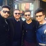 Karan Johar, Ranbir Kapoor, Abhishek Bachchan, Riteish Deshmukh and Boman Irani Spotted in London
