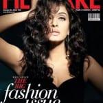 Aishwarya Rai Bachchan on Filmfare Magazine