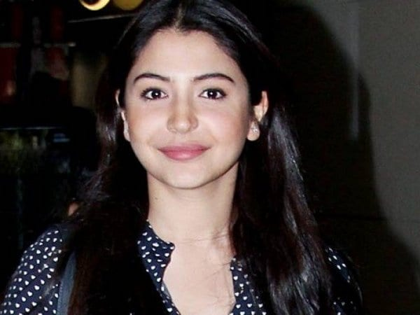 Anushka Sharma on the difference between actresses and actors in Bollywood