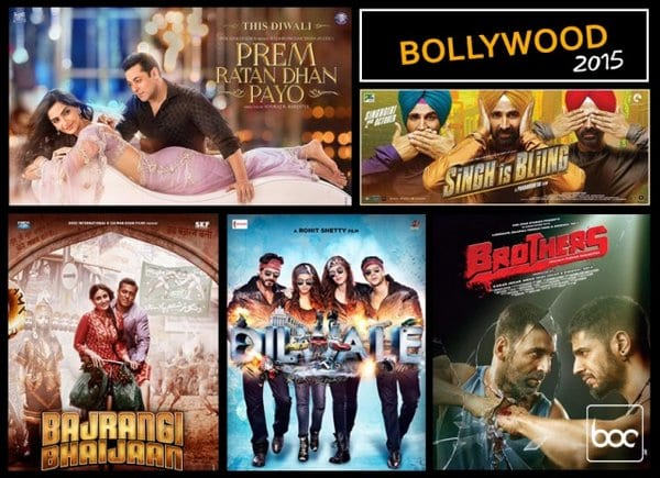 Biggest Opening Day of Bollywood Movies in 2015