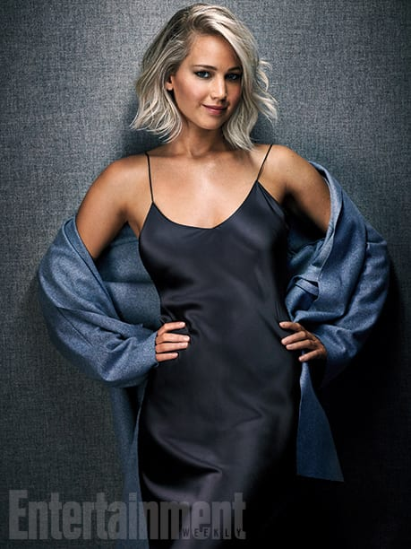 Jennifer Lawrence on keeping her personal life tight and small