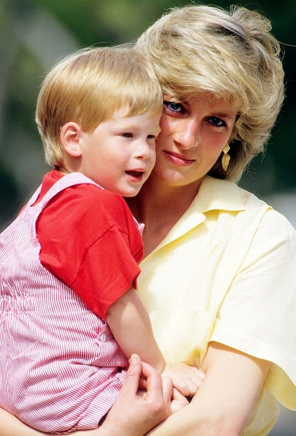 Prince Harry on losing his mother, Lady Diana