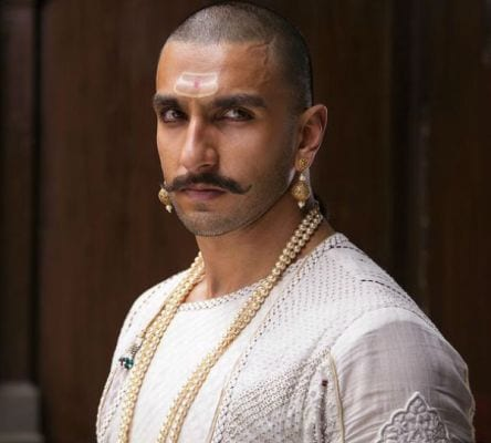 Ranveer Singh on the things he went through while shooting Bajirao Mastani