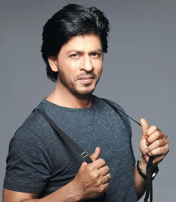 Shah Rukh Khan on being the second richest actor in the world