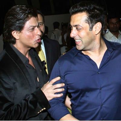Shah Rukh Khan on Salman Khan's Journe
