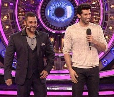 Aditya Roy Kapur on posing for Salman Khan's painting