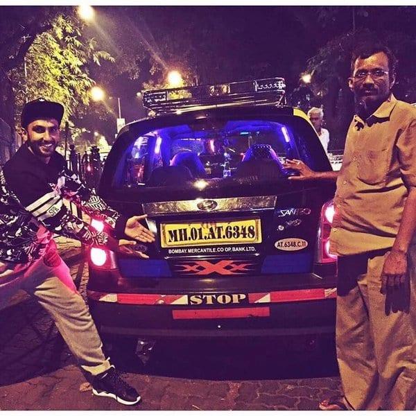 Ranveer Singh's Gesture for Deepika Padukone for xXx