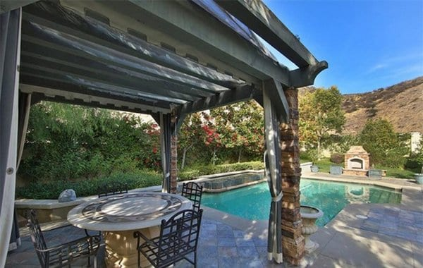 The House of Toni Braxton in Calabasas