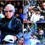 Akshay Kumar Spotted on the sets of Robot 2.0