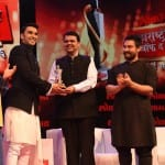 Aamir Khan and Ranveer Singh Spotted at the Maharashtrian of the Year Awards