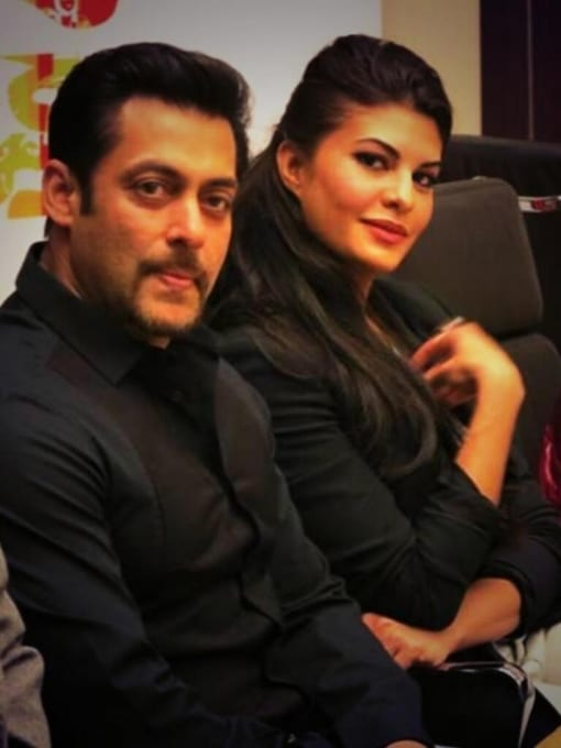 Jacqueline Fernandez on Salman Khan and how he helped her