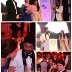 Shah Rukh Khan and Aishwarya Rai Bachchan Meet Kate Middleton and Prince William