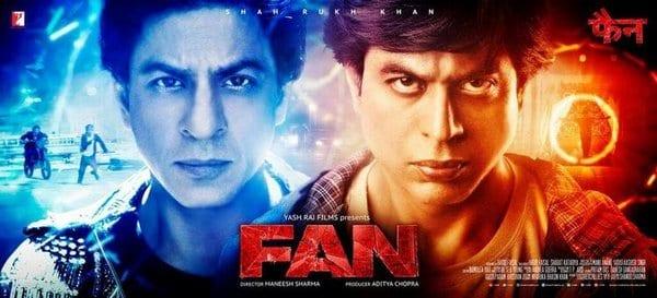 Shah Rukh Khan's Fan is better than Dilwale